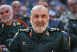 IRGC chief lauds intelligence dominance over border areas