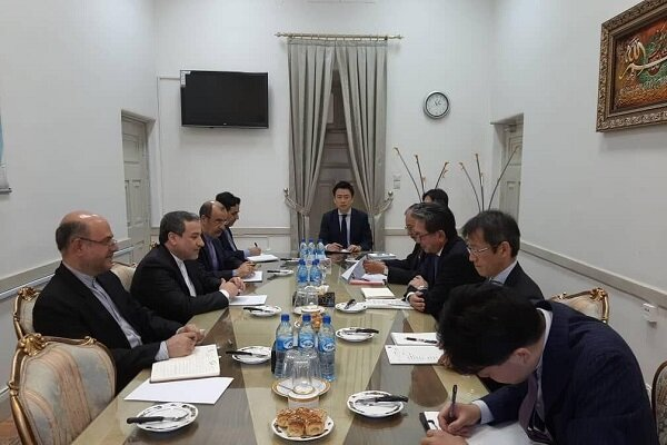 26th round of Iran-Japan political talks held in Tehran