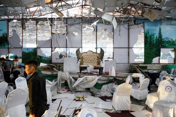 Kabil'deki intihar saldırısında ölü sayısı 63'e çıktı