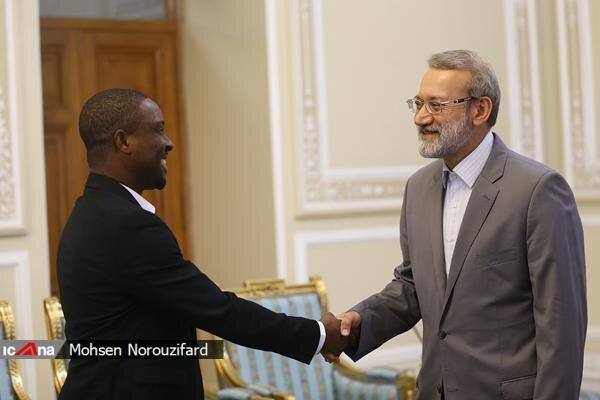 Iran eyes boosting economic ties with Ghana: Parl. speaker