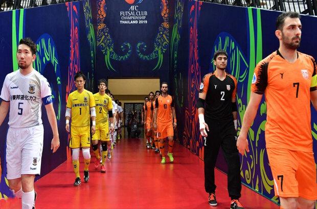 پیشنهاد AFC به ایران برای برگزاری فوتسال جام باشگاههای آسیا