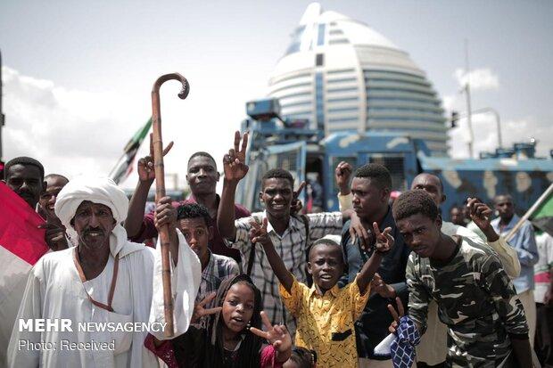 تقسیم قدرت در سودان