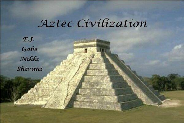 کنفرانس بینالمللی تمدن آزتکها برگزار می شود