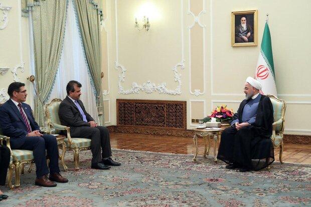ایران از حاکمیت ملی و اتحاد و یکپارچگی افغانستان حمایت میکند