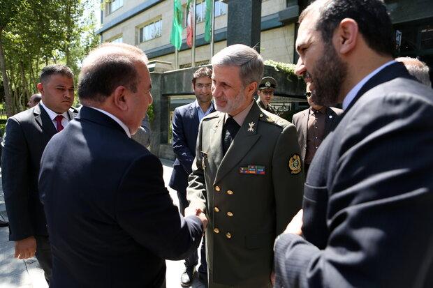 Strengthening Iraq's defense one of Iran's major strategies