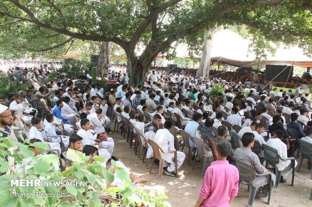 پاکستانیوں کا ولایت کی حمایت میں عظیم الشان اجتماع