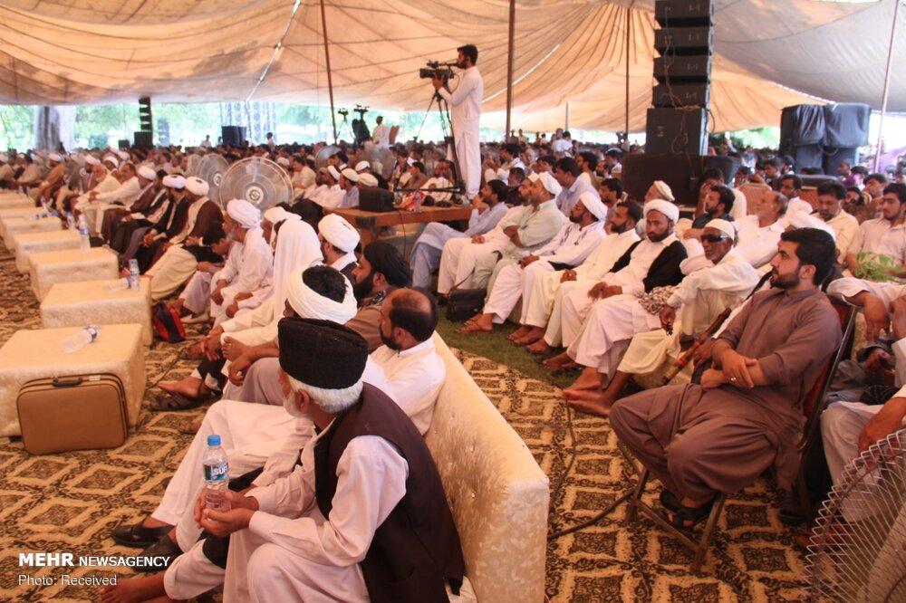 اجتماع عظیم پاکستانی ها در حمایت از ولایت