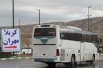 نرخ بلیت اتوبوسهای اربعین اعلام شد