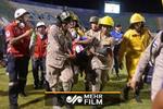 ہنڈوراس میں فٹبال شائقین کے درمیان تصادم