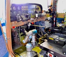 رباتی که جایگزین خلبان هواپیما می شود