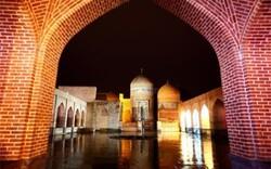 افزایش ماندگاری گردشگران در بقعه تاریخی شیخ صفی اردبیلی