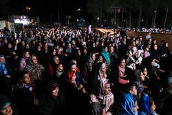 یزد کے لالہ پارک میں جشن عیدغدیر