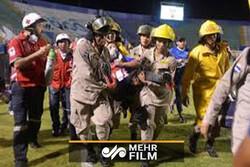 ۳ کشته و ۷ زخمی نتیجه فوتبالی در هندوراس