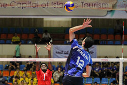 Iranian U19 volleyballers beaten by Italy in friendly