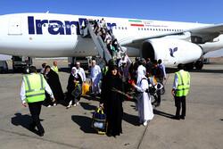 بازگشت ۱۹ هزار ۵۰۰ زائر سرزمین وحی به کشور
