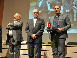 روابط عمومی آبفا کردستان رتبه برتر کشور را کسب کرد