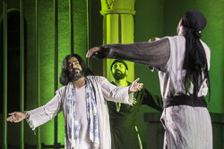 ادامه اپرای «حلاج» پس از محرم و صفر/ آمار تماشاگران اعلام شد