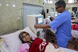 اولین واحد دیالیز صفاقی استان دربیمارستان شهید جلیل راه اندازی شد