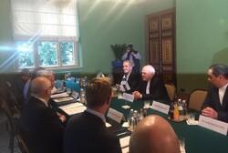 Iranian, Finnish FMs discuss security in Persian Gulf