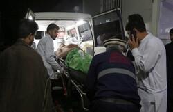 افغانستان میں بم دھماکے میں 10 افراد ہلاک