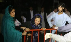 Dozens dead in terror attack at wedding ceremony in Kabul