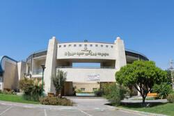 استخر مجموعه ورزشی سوریان مورد بازسازی و ترمیم قرار گرفت