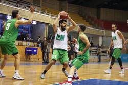 تیم ملی بسکتبال ایران مقابل نیجریه پیروز شد