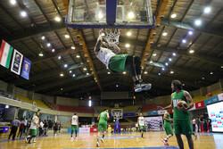 آخرین تمرین تیم ملی بسکتبال ایران پیش از اعزام به جامجهانی