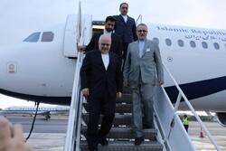 ایرانی وزیر خارجہ انڈونیشیا پہنچ گئے