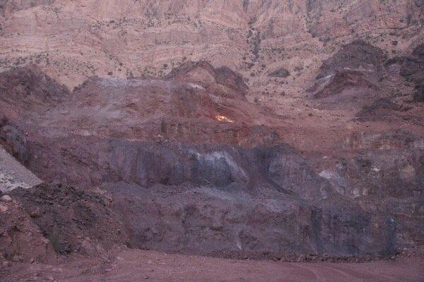 چین مقصد صادرات سنگ آهن استان اصفهان