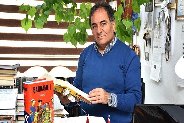 Farsça dünya çapında bir edebiyat ve şiir dili