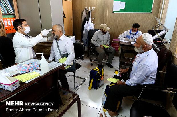 ارائه خدمات درمانی به بیش از ۴۸ هزار زائر ایرانی در مدینه,