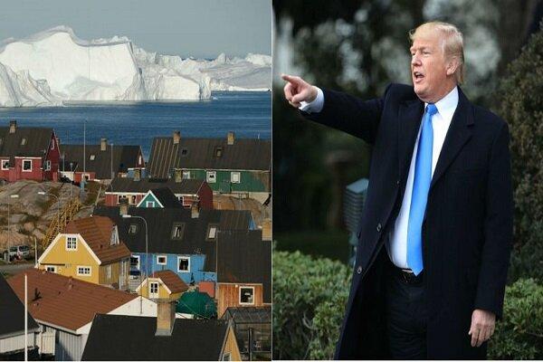 چرا ترامپ در فکر خرید گرینلند است؟