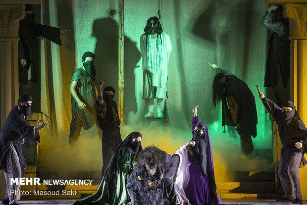 Tehran hosting 'Hallaj' opera at Niavaran Complex