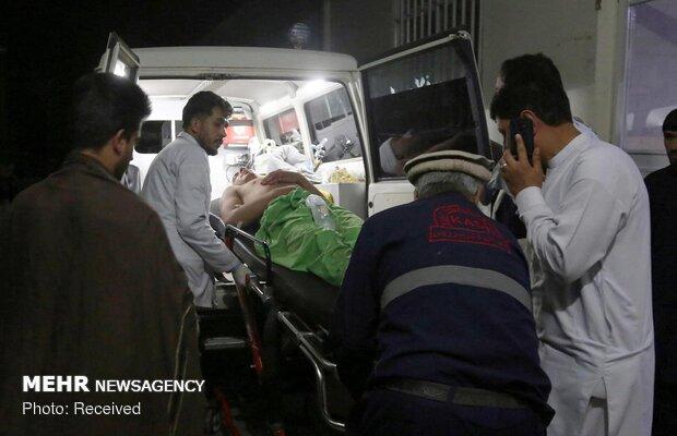 افغانستان میں مسجد پر دو دھماکوں میں 20 نمازی جاں بحق اور 50 زخمی