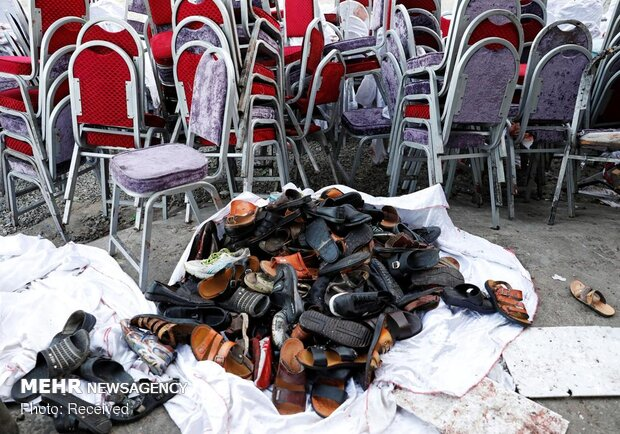 Terror attack at wedding ceremony in Kabul left dozens of people dead