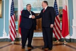 بحرین به ائتلاف دریایی آمریکا در خلیج فارس می پیوندد