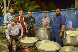 مطابخ النذور في شيراز موقدة احتفالاً بعيد غدير خم /صور