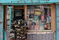 Life in Kashmir under crackdown