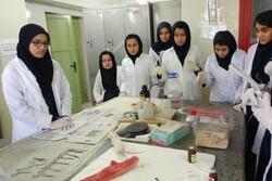 پذیرش دانش آموز در پژوهش سرای سلول های بنیادین خراسان شمالی