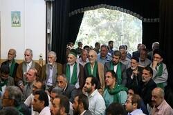 ادای احترام سادات یزد به امامزادگان و بقاع متبرکه