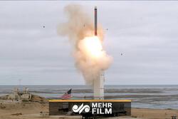 ABD, seyir füzesi test etti