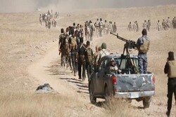 Haşdi Şabi güçlerinden Suriye sınırında stratejik bir operasyon