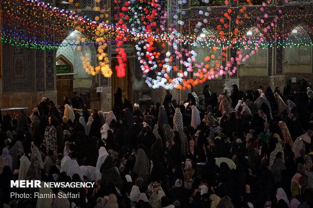 Eid al-Ghadir celebrations in Mashhad
