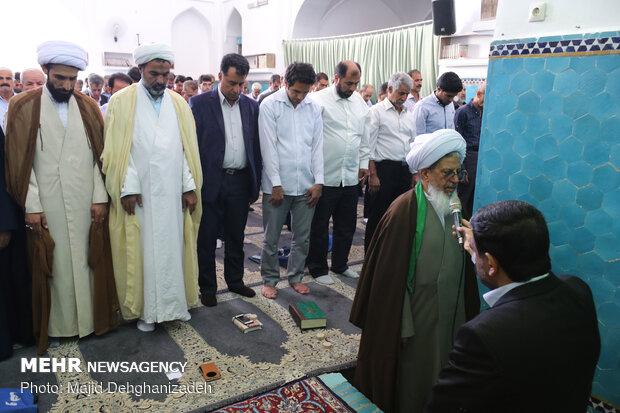 İran'ın Yezd kentinde Gadir Bayramı
