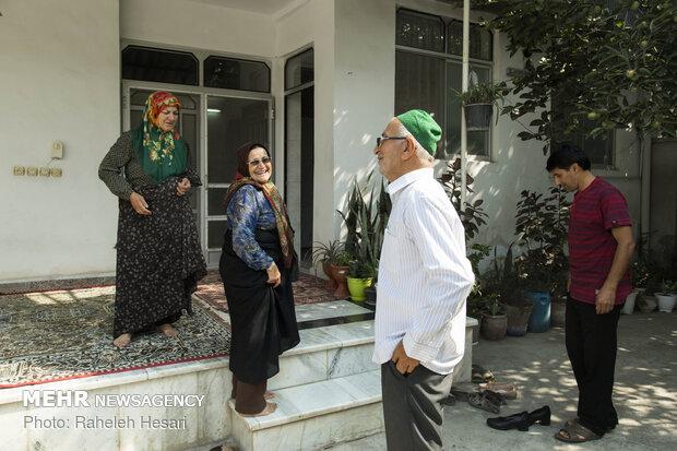 دیدار با سادات در روز عید غدیر
