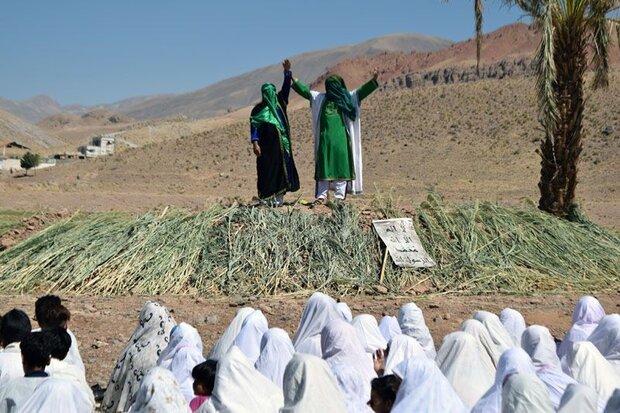 واقعه غدیر برای نهمین سال متوالی در نیشابور بازسازی شد