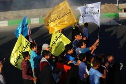 پیشبینی نصب ۱۱۰ هزار عدد پرچم غدیر در سطح شهر همدان