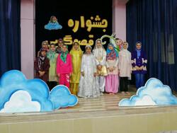 مراکز فرهنگی هنری کانون پرورش فارس میزبان قصهگویان است