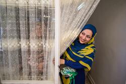 دید و بازدید در خانه سادات
